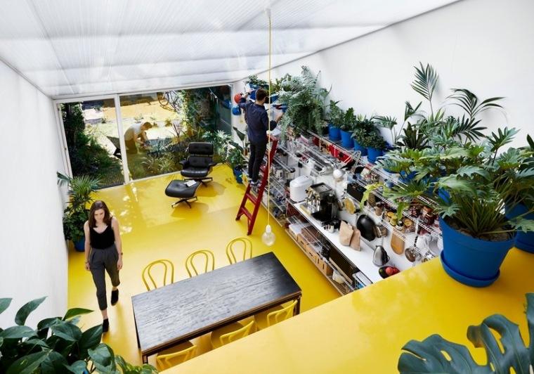 墨尔本设计师为自己设计了一座精神康复住宅