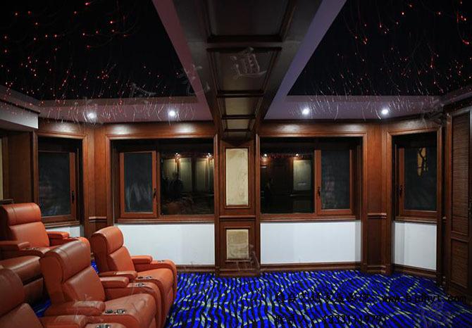 64平米的家庭影院效果图设计方案