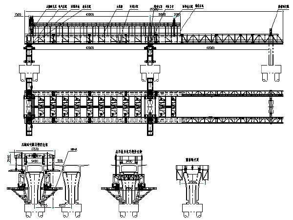 含双向水泥搅拌桩软土路基连续梁转体钢桁梁斜拉桥高速铁路工程施工组织设计539页