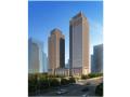 [重庆]新闻传媒中心一期工程塔楼31~36F型钢悬挑外防护脚手架施工方案(附CAD图及计算书)