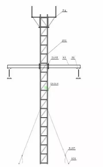 大跨度拱形钢结构安装施工工法_5