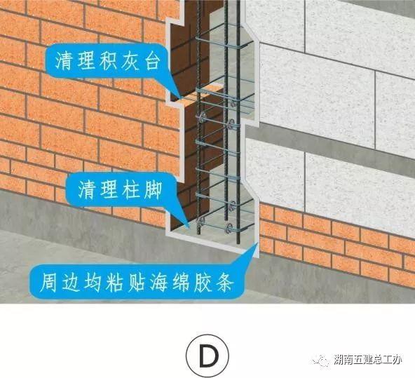 构造柱、楼板施工洞、外墙孔洞修补施工工艺_4