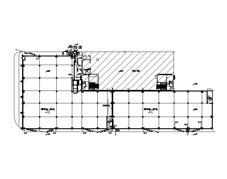 广州南桥食品厂给排水设计施工图(消防)