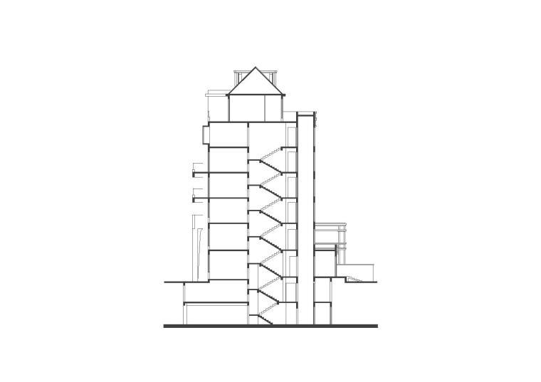 [浙江]金地宁波高新区居住区建筑施工图设计(天华)