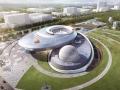 上海天文馆结构设计