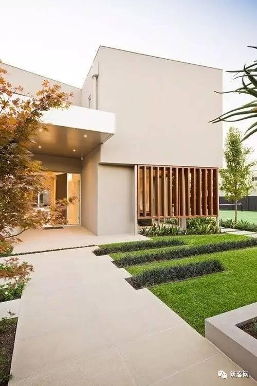40款·简洁的现代别墅设计_8