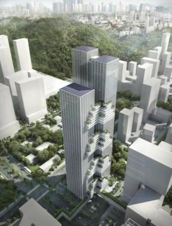 国内5大超限超高层建筑结构施工图!