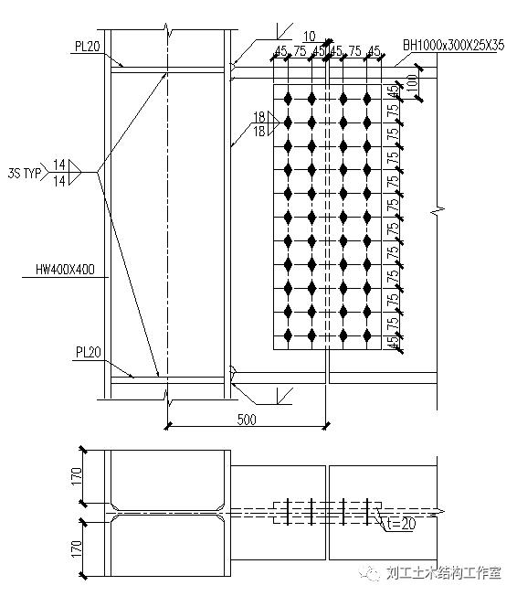 钢结构节点连接板设计,国标、美标怎么说!_19