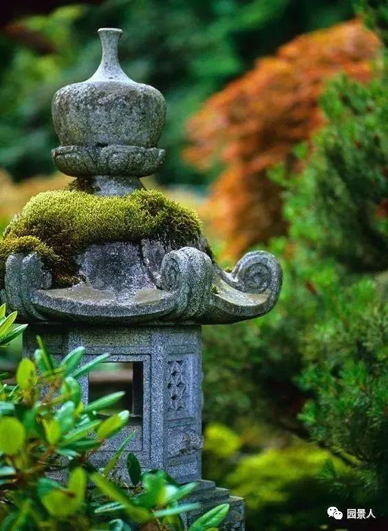 花园景观·石器小景_19