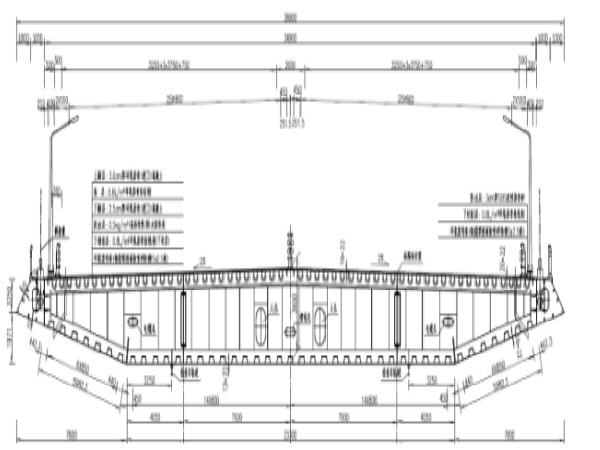 桥梁工程上部结构施工方案(共76页,含架桥机结构布置图)
