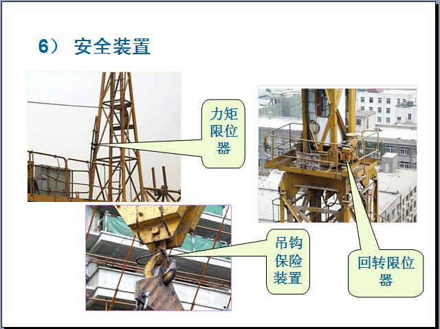 建筑起重机械安全监管检查控制要点培训(326页,多图)