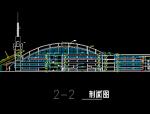 台州白云小学建筑设计图纸