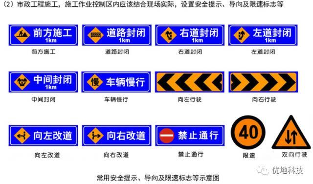 市政工程施工现场安全文明标准化管理图集!_12