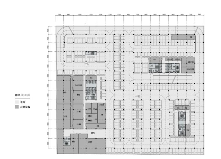 [吉林]长春中日友好酒店设计项目方案