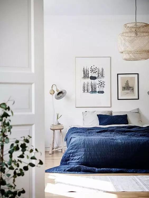 30套女人最爱的卧室设计?男同胞看了同样爱啊!_13