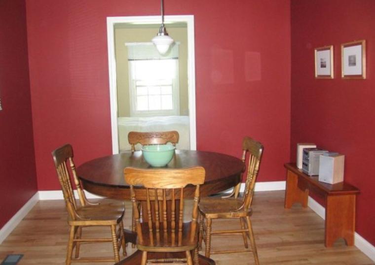 旧房改造换新貌二居室实景图