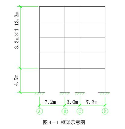 重庆大学毕业设计钢筋混凝土规则框架结构计算书(word,71页)_3