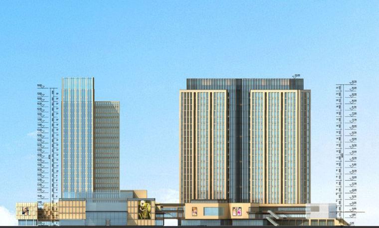 [广东]大朗高层商业综合体建筑设计方案文本_9