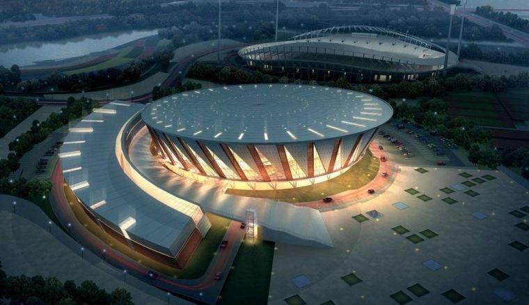 淮安体育场电气桥架专项方案