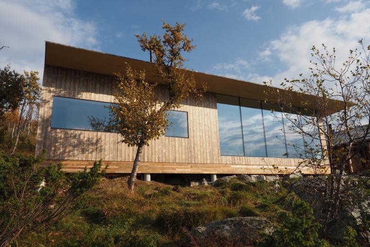 挪威霍尔城市住宅