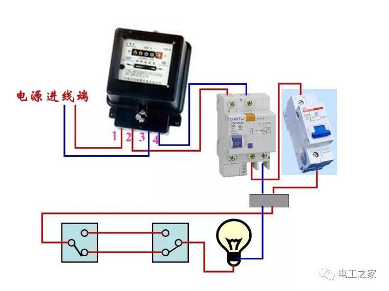 全彩图深度详解照明电路和家用线路_35