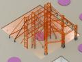 [深圳]超高层塔楼钢结构柱脚支架设计及柱脚安装方案