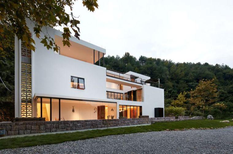 水泥厂改造成民宿,自然简约的设计就是这么美_1