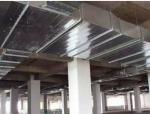 建筑通风工程风管支、吊架的安装的规定