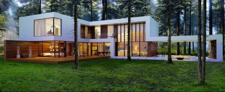 我想在农村盖套这样的房子!_25