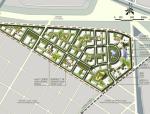 津南区津晋公路沿线工业园区规划与城市设计