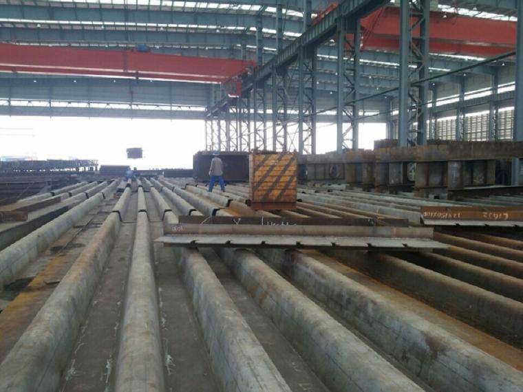 快速路下穿高铁工程钢箱梁首制分段质量自评报告