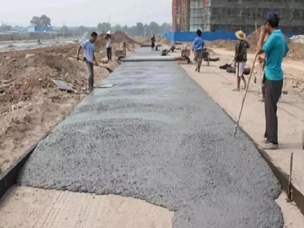 混凝土施工技术在道路桥梁工程中的应用