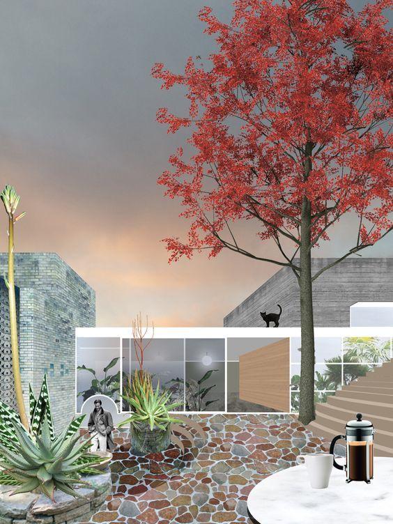 [免费]1500套拼贴风景观平面图、效果图素材