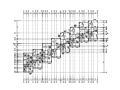 [深圳]三层带地下层框架结构联排别墅结构施工图(CAD、15张)