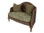 古典欧式沙发3D模型下载