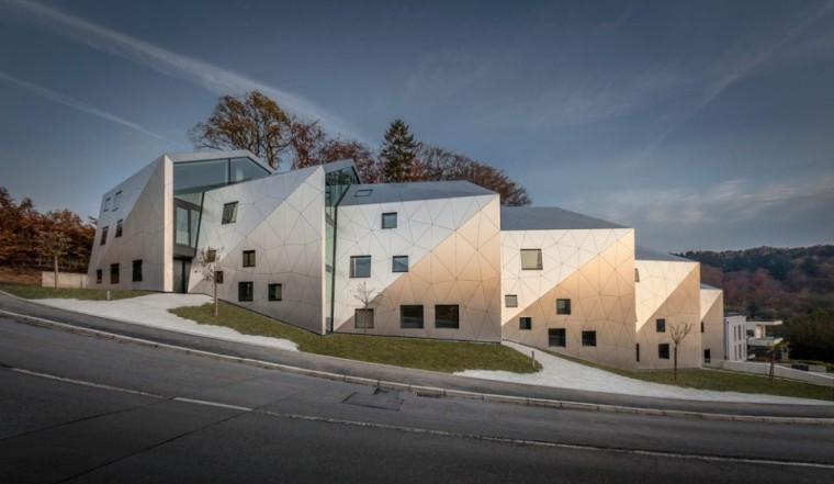 UP住宅资料下载-[建筑案例]卢森堡联合住宅