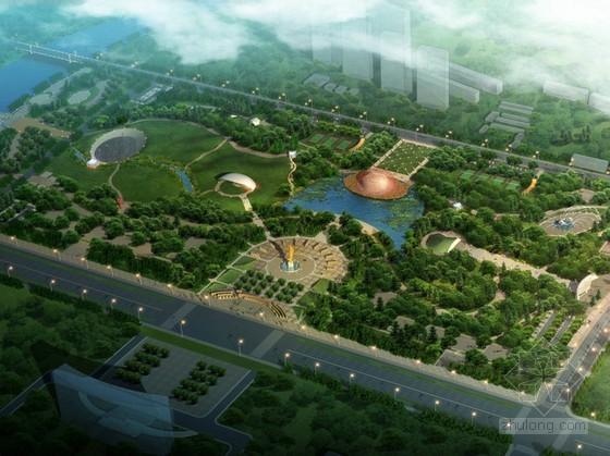 滨水公园景观设计_22