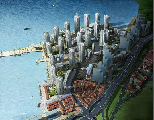 [山东]某小港湾项目规划方案设计文本_6