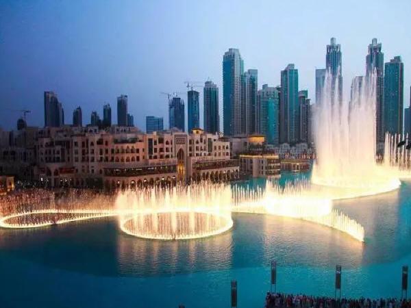 市政建设之世界各地最具创意的20个喷泉!