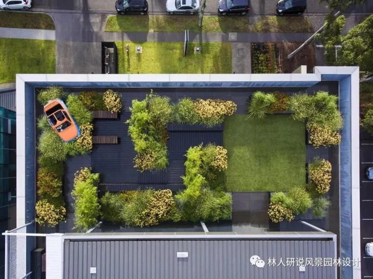 屋顶花园的设计要点