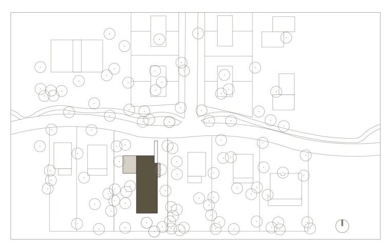 荷兰混凝土板组成的Zeist住宅-14