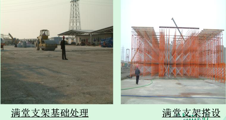 [QC成果]超大跨度支架法现浇连续箱梁施工质量控制