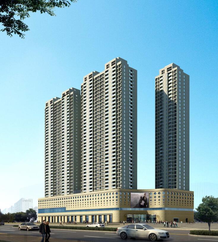 某南亚居住建筑区方案设计文本全套包含(PDF+PPT+CAD)_3