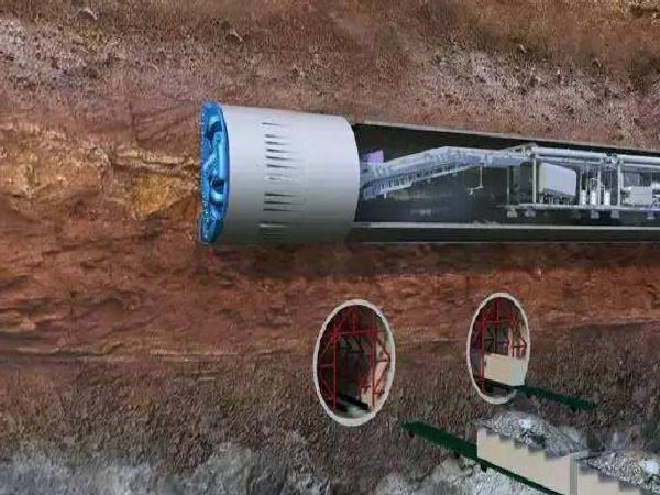 典型上软下硬地层盾构施工技术