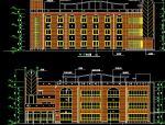 三层楼房工程一套(含全部建筑与结构图纸有清单)