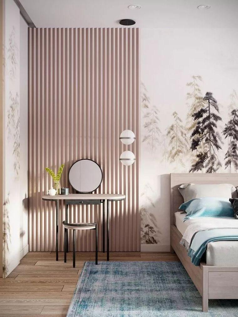 [干货]新中式卧室,这才是专属中国人的风格