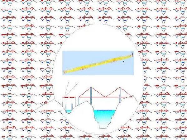 智能机器设计桥梁可行吗?