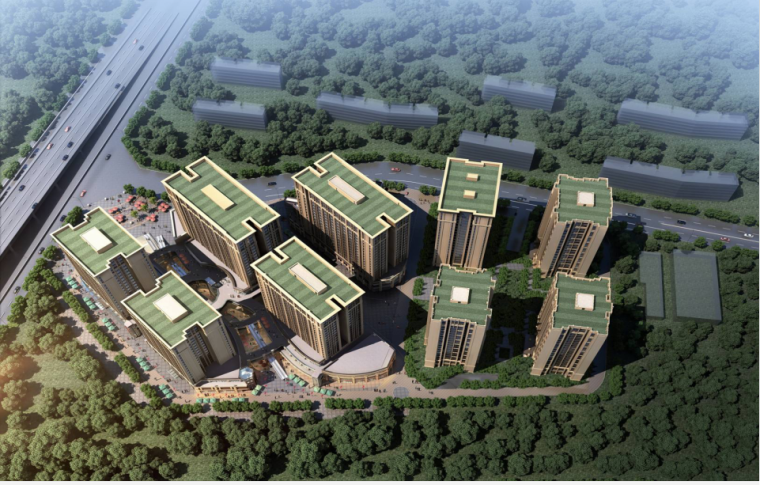 成都金科中心项目绿色施工示范工程汇报