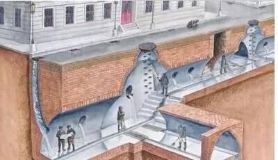 """中国""""唯一不怕水淹""""的青岛,看中国市政排水系统的建设_9"""