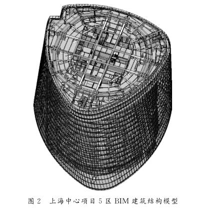 BIM技术在上海中心大厦建筑给排水设计中的应用